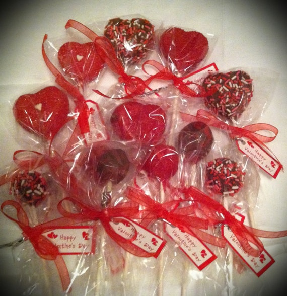 Valentine S Day Cake Pops Just For Fun Valentines Day
