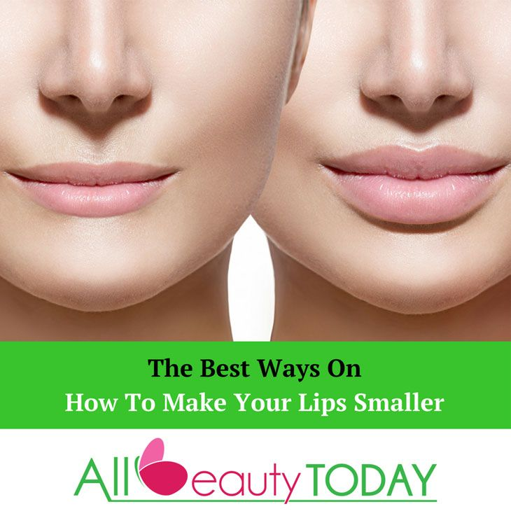 Ways On How To Make Your Lips Smaller In 2020 Lips Your Lips Lip Hair