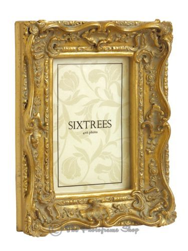 Ornate-Swept-Shabby-Chic-Vintage-Antique-Style-Photo-Frames-6x4-7x5-8x6-10x8