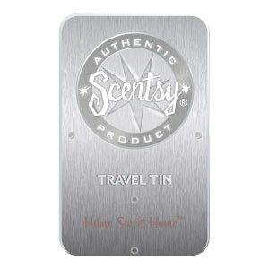 Scentsy Travel Tin My Dear Watson Fragrance Scent by Scentsy. $4.99. Easy and convenient for travel to enjoy your favorite fragrance.
