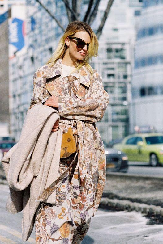 Vanessa Jackman: New York Fashion Week AW 2015....Natalie