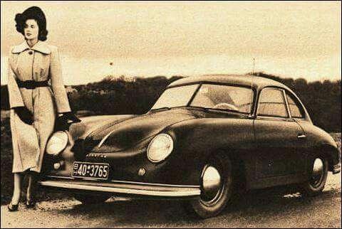 Porsche 356 Gmund Coupe