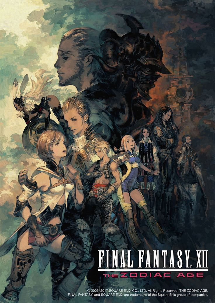 """Final Fmafasy XII has one of the best character growth systems I've seen in any game.  It masterfully combines elements of turn-based and real time combat, with a unique """"gambits"""" system that quite literally lets you reprogram your party members' AI, allowing for incredibly detailed and complex tactics.  The world of Ivalice is also huge and lively, especially for the time this game was released."""