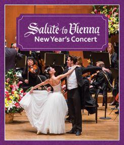 Salute to Vienna New Year's Concert | Veterans Memorial Auditorium