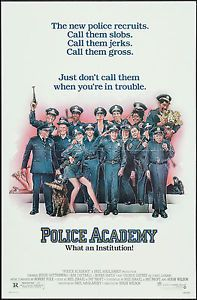 Police-Academy-Warner-Bros-1984-Original-One-Sheet-Poster-27-X-41