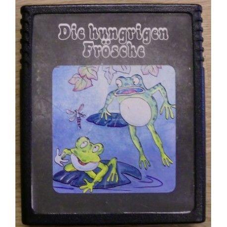 Die Hungrigen Frösche / Atari 2600