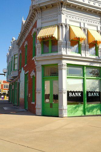 CM Condon Bank, Coffeyville, Kansas