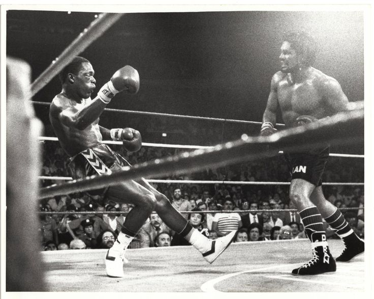 Starting out with Roberto Duran vs Davey Moore Roberto