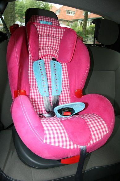 lief! lifestyle autostoel
