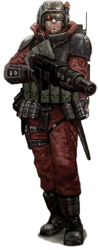 Storm trooper_imperial guard_warhammer 40k
