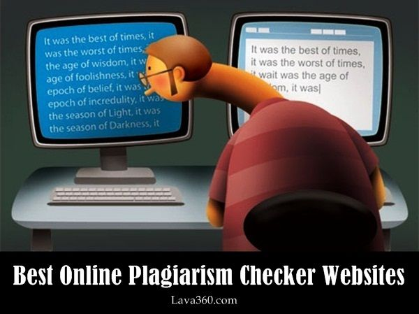 The plagiarism checker online