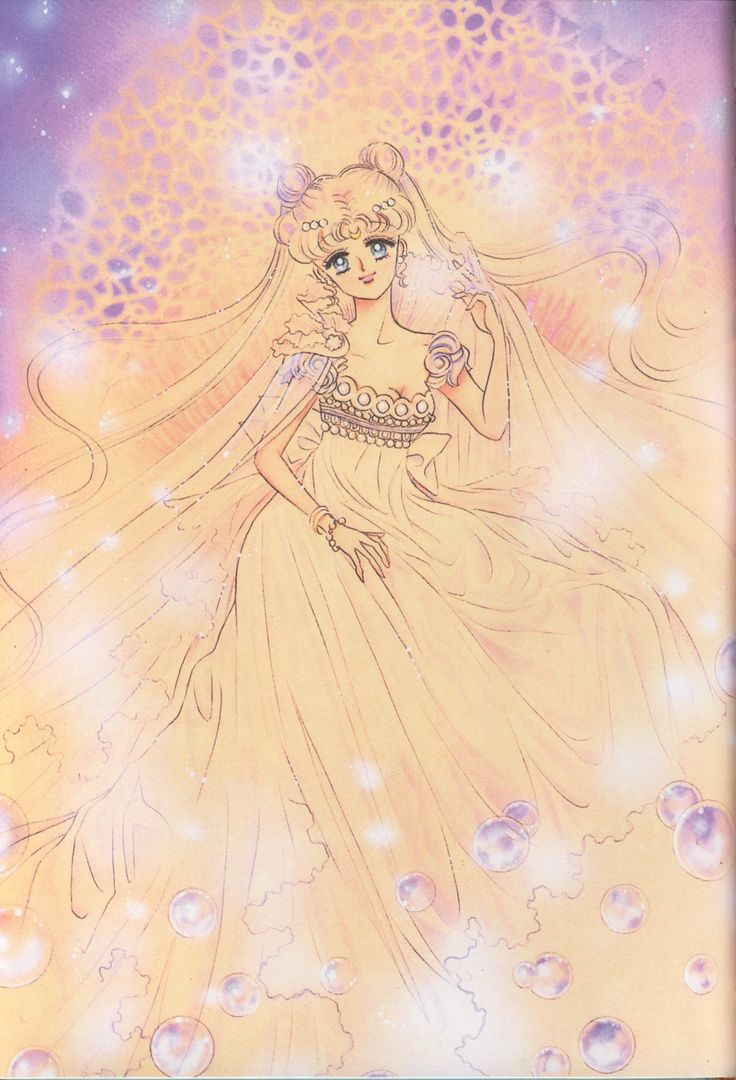 美少女戦士セーラームーン原画集 Vol.1