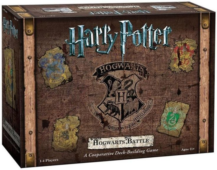 Harry Potter Hogwarts Battle | Board Game | Rules of Play