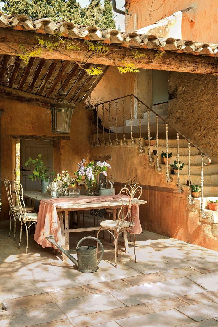 M s de 25 ideas incre bles sobre patios decorados en for Patios decorados modernos