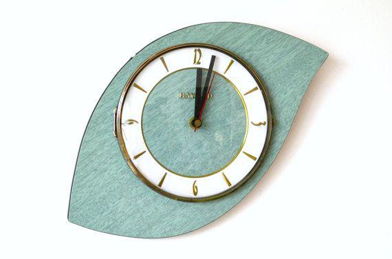 49 Best Vintage Kitchen Clocks