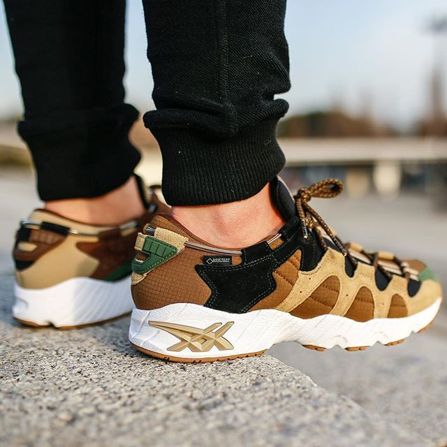 new products a4c4f 76d15 BEAMS x Asics GEL-MAI Gore-Tex - Chubster favourite ! - Coup ...