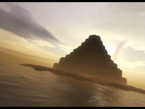 La Divina Commedia in HD - LUOGHI: la montagna del Purgatorio - YouTube