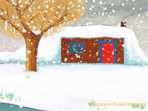 Pratend Prentenboek Kikker en de sneeuwman