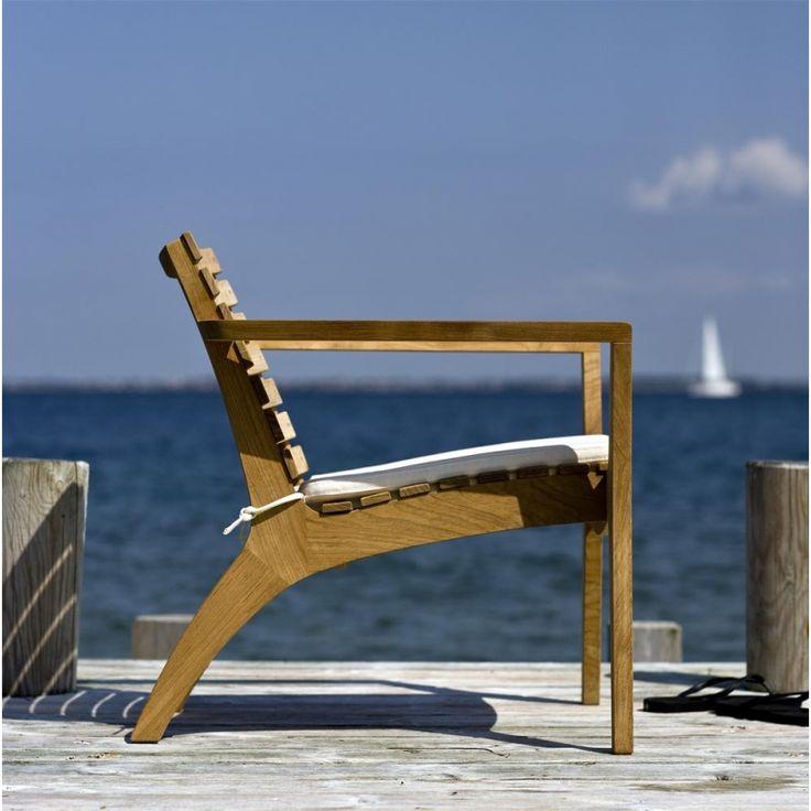 Lounge sessel garten holz  Die besten 20+ Outdoor lounge stühle Ideen auf Pinterest ...