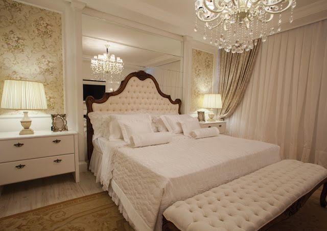 25 Cabeceiras estofadas em capitonê, placas, botonê – veja quartos com modelos lindos!