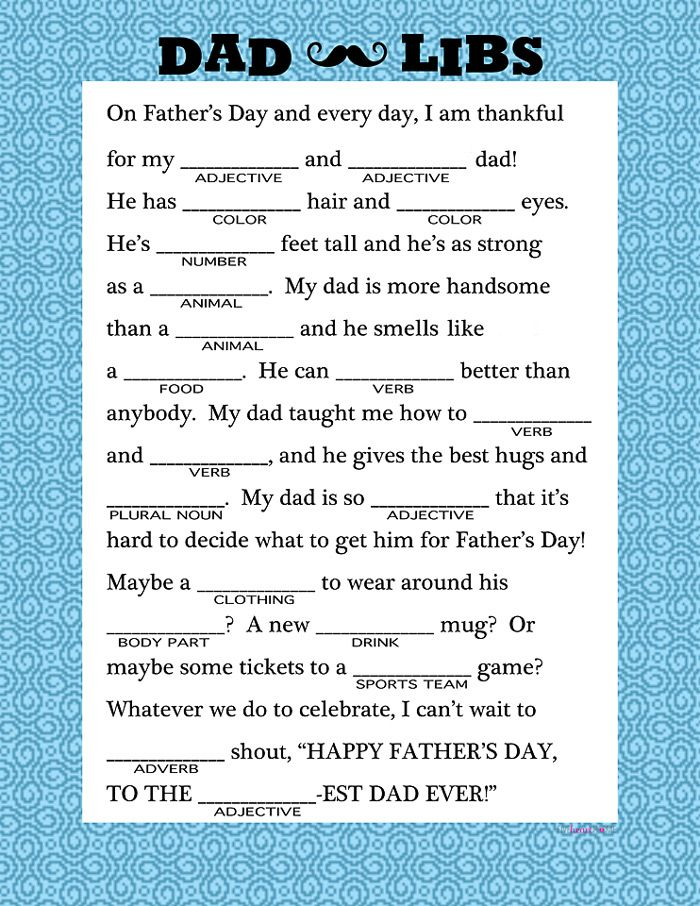 Father's Day is quickly approaching, which means we have to start figuring out...