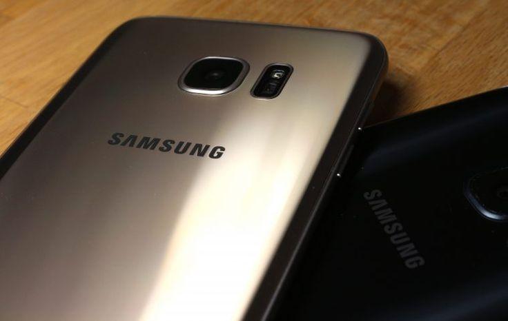 Samsung Galaxy S8-Gerüchte.
