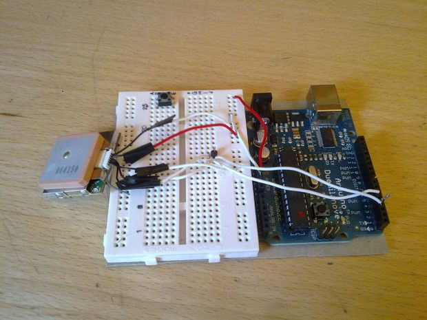 40 best gps images on pinterest arduino projects electronics connecting gps module to arduino fandeluxe Images