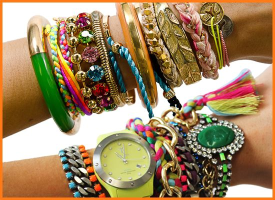 Introducing the Arm Party
