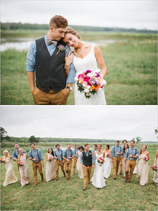 Le marié sans veste ?? 3