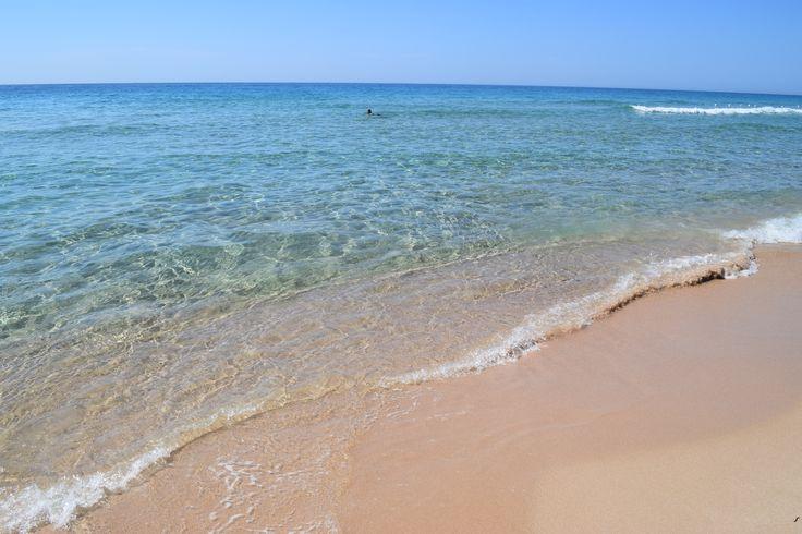 Santa Margherita di Pula beach, Sardinia