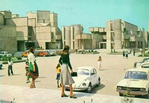 Ss. Cyril and Methodius University of Skopje | Macedonia | 1975–1978  Marko Marijan Mušič | 1941