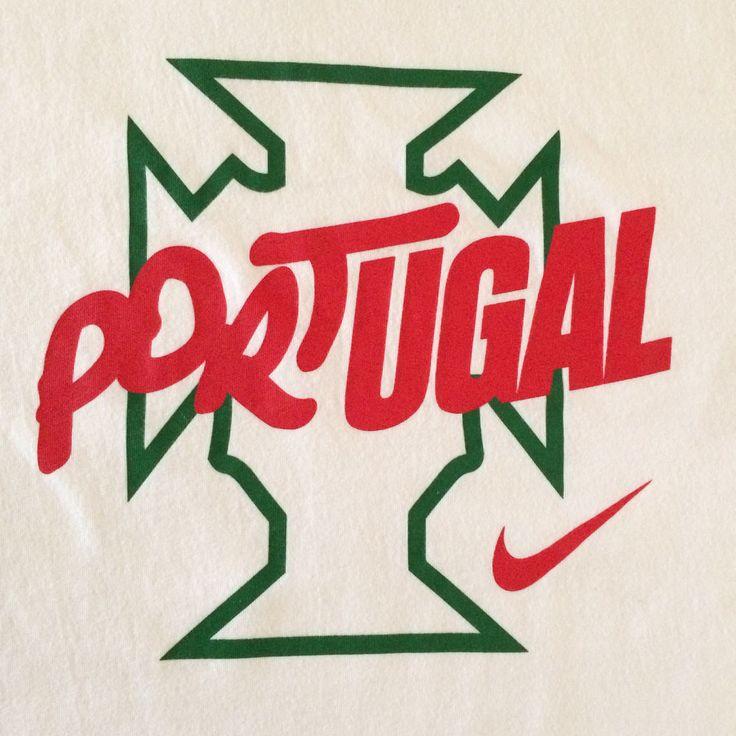 Nike Portugal Soccer Shirt FPF Football Mens XL White Christiano Ronaldo  #Nike #Portugal
