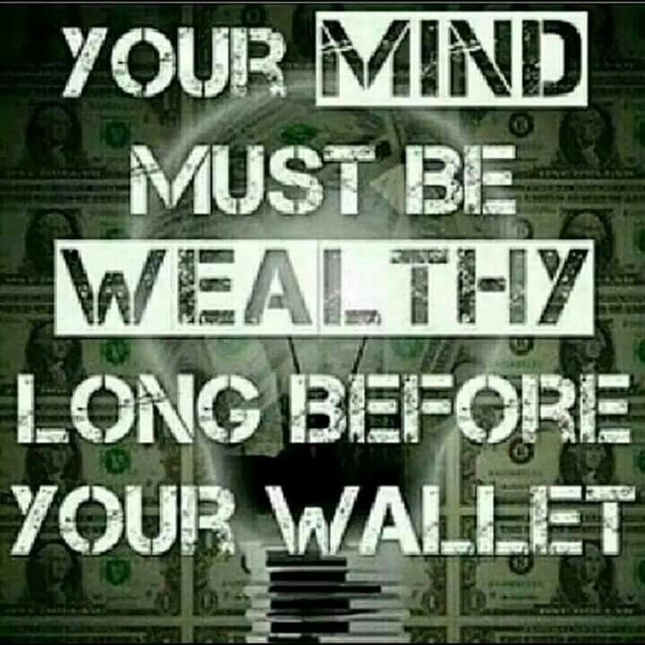 Are You Networking To Build Net Worth or Self-Worth?? I've learned from the Best of the Best and Things are Manifesting into My World as I Speak It! My Words are Powerful in which I Speak Daily Affirmations As You Should! One thing I know For Sure You Must Be Rich in Your Mind Before Your Rich in this World! The True Meaning of Networking is to Be A Great Problem Solver For Other People And Have the Ability to Service the Many Directly or Indirectly with Products or Services! Think.... What…