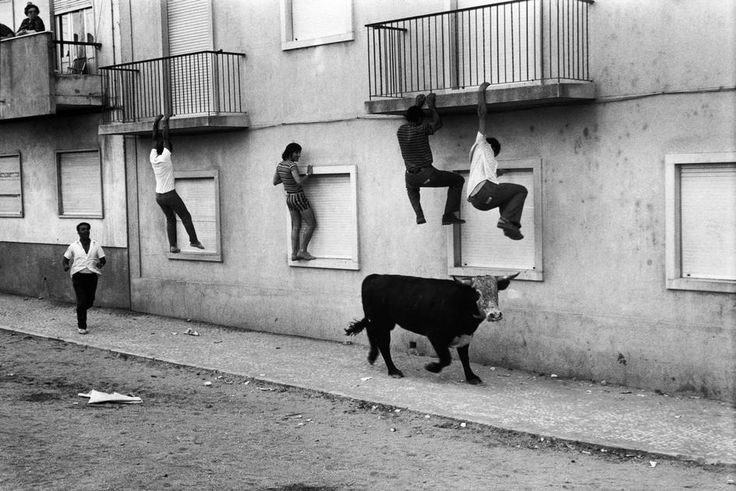 Josef Koudelka  Estremadura, Town of Nazare, Portugal, 1976  From Magnum Photos