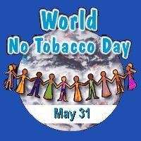 #Tobacco either in form of Cigarette or in form of Smokeless, can produce a Serious Health Risk - Dr. Prakash Sinha, Consultant- Pulmonary Medicine & T.B. Read more World Health Organization (WHO) World No Tobacco Day TOBACCO Say No to Tobacco