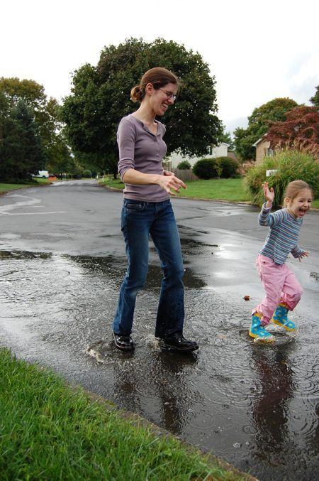 What We Do on Rainy Days - Inner Child Fun