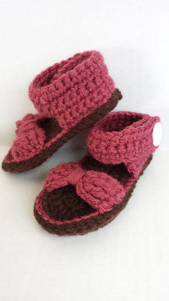 Hey, I found this really awesome Etsy listing at https://www.etsy.com/listing/228894497/crochet-baby-sandalbaby-girl-sandalbow