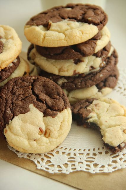Harvest Cookies - Simple to do and made with cake mix