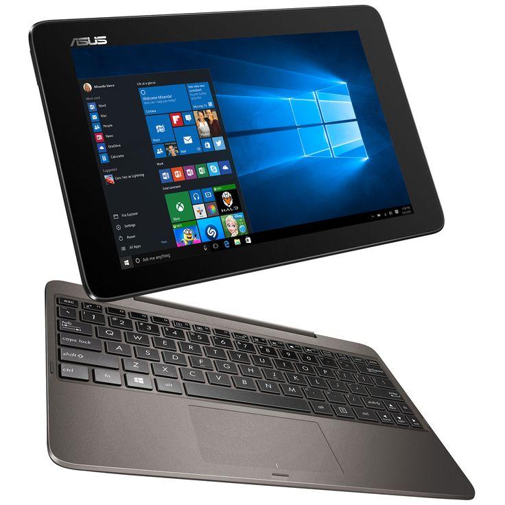 Gagnez en confort et en mobilité avec la tablette hybride ASUS Transformer Book T100HA-FU029T