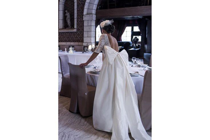 Mariée Ambiance Grand-Hotel  D Day Deco