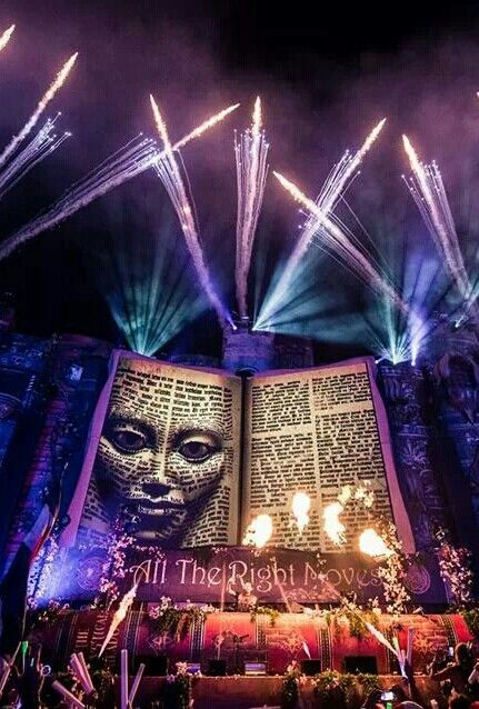 Amazing! gives me the chills! I cannot wait for tomorrowland SA!!!! <3