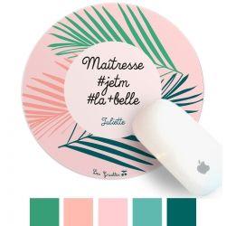 Cadeau MAITRESSE Tapis de souris personnalisé