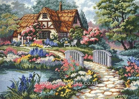 Buy Cottage Retreat online at sewandso.co.uk