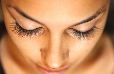 Awesome lashes