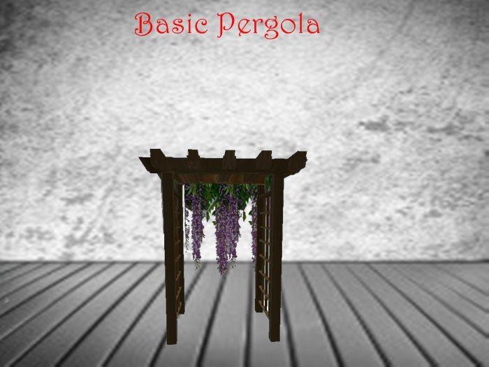 Basic Pergola