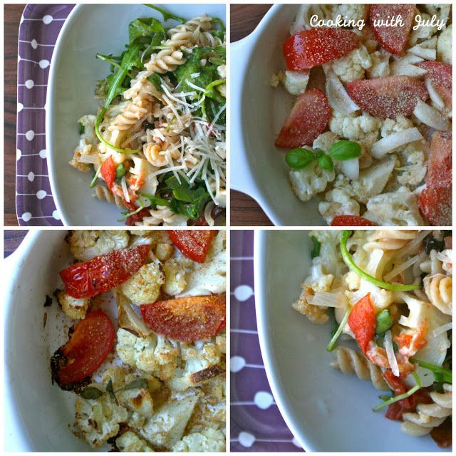Cooking with July: Middagsmat