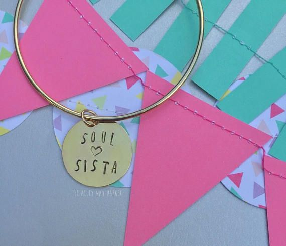 Soul Sister Bracelet Soul Sister Jewelry Soul Sista Hand