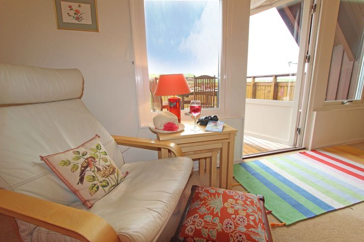 Dunes View in Beadnell Northumberland, the perfect place to recharge batteries whilst enjoying the stunning Northumberland coastline.