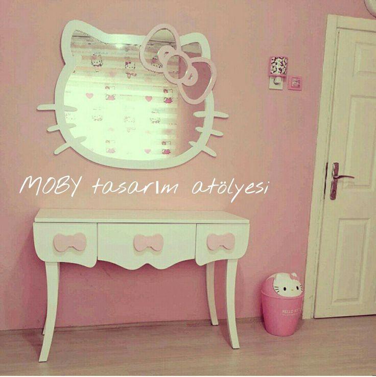 Hello Kitty Temalı Çocuk Odası ❤