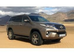 New Toyota Fortuner ticks all the boxes on- and off-road